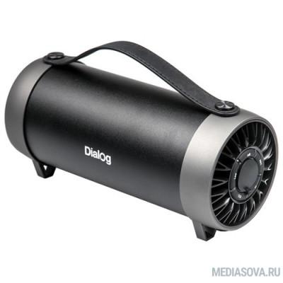 Dialog Progressive AP-930 - акустическая колонка-труба 12W RMS, Bluetooth, FM+USB reader