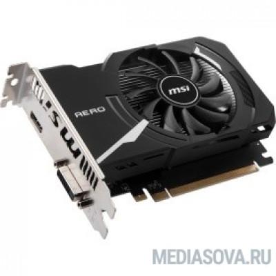 Видеокарта MSI GT 1030 AERO ITX 2GD4 OC RTL