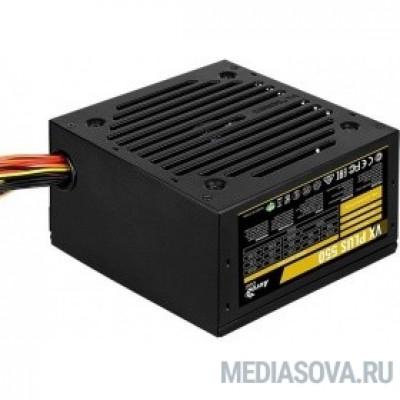 Блок питания Aerocool 550W VX 550 PLUS RTL