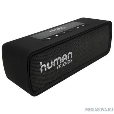 CBR  Human Friends Easytrack  2х3 Вт, Bluetooth 4.2 , FM-радио, режим
