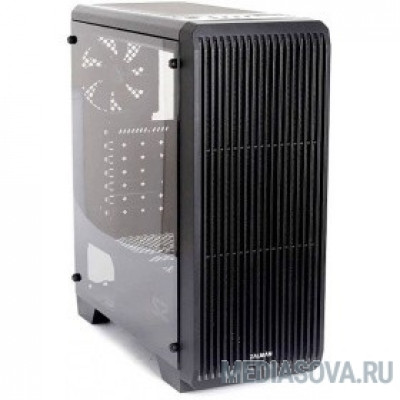Zalman S2 черный без БП ATX 2x120mm 2xUSB2.0 1xUSB3.0 audio bott PSU