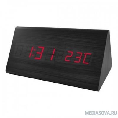 Perfeo LED часы-будильник