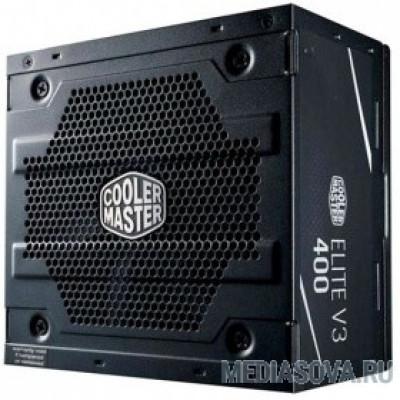 Блок питания Cooler Master Elite V3 400W (MPW-4001-ACABN1-EU) ATX, 120mm, 3xSATA, 1xPCI-E(6+2), APFC