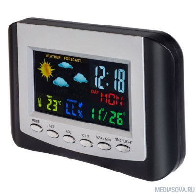 Perfeo Часы-метеостанция