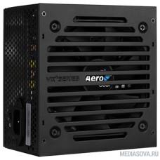 Aerocool 750W VX-750 PLUS  (24+4+4pin) 120mm fan 3xSATA RTL