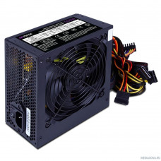 HIPER Блок питания HPP-500 (ATX 2.31, 500W, Active PFC, 120mm fan, черный) BOX