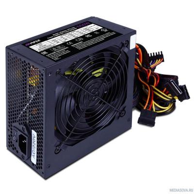 Блок питания HIPER Блок питания HPA-650 (ATX 2.31, 650W, Active PFC, 80Plus, 120mm fan, черный) BOX