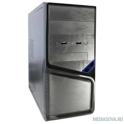 MiniTower SP Winard 5819 2*USB2.0, audio, reset, mATX, БП 400W, 80mm