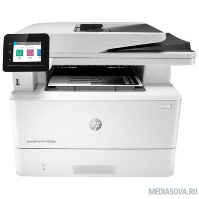 HP LaserJet Pro MFP M428fdw (W1A30A) p/c/s/f,A4,600x600dpi,up to 4800x600,256Mb,Duplex,2 trays 100+250,ADF 50,USB2.0+Walk-Up/GigEth/WiFi/NFC,ePrint,AirPrint,1y warr