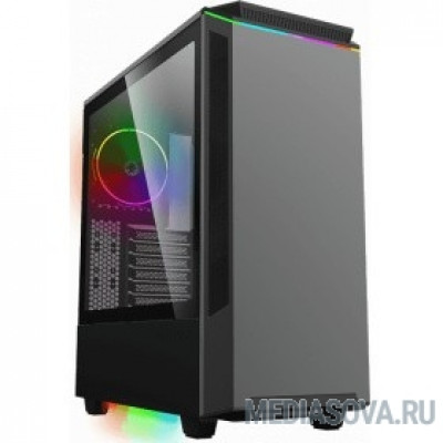 GameMax [T801 Paladin] Paladin, 2*USB3.0; 2*USB2.0, Window, (без БП)