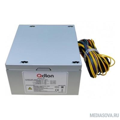 Блок питания FSP 350W ATX Q-Dion QD-350-PNR  350W, 120mm, 3xSATA, 1xPCI-E, nonPFC