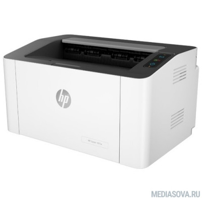 HP Laser 107w (4ZB78A) A4, 1200dpi, 20ppm, 64Mb, Duplex, USB 2.0, Wi-Fi, AirPrint, HPSmart (repl.SS272C)