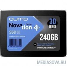 QUMO SSD 240GB QM Novation Q3DT-240GPBN/GPPN OEM SATA3.0