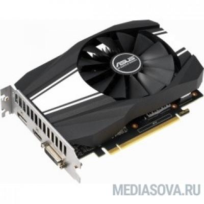 Видеокарта ASUS PH-GTX1660-O6G RTL GTX1660, DVI, HDMI, DP, 6G, D5