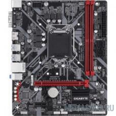 Gigabyte B365M H RTL  Socket 1151, Intel®B365, 2xDDR4-2666, D-SUB+HDMI, 1xPCI-Ex16, 1xPCI-Ex1, 4xSATA3, 1xM.2, 8 Ch Audio, GLan, (2+4)xUSB2.0, (4+2)xUSB3.1, 2xPS/2, mATX