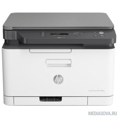 HP Color 178nw (4ZB96A) A4, 600x600 dpi, 18стр/мин, 128Мб, Ethernet (RJ-45), Wi-Fi, 802.11n, USB тонер HP 116A