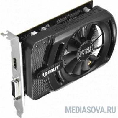 Видеокарта PALIT GeForce GTX1650 4 GB STORMX RTL [NE51650006G1-1170F]