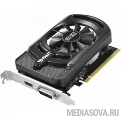 Видеокарта PALIT GeForce GTX1650 4 GB STORMX OC  RTL [NE51650S06G1-1170F]
