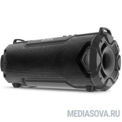 SVEN PS-475, черный (30 Вт, Bluetooth, FM, USB, microSD, LED-дисплей, 2х2000мА*ч)