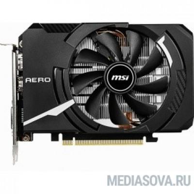 Видеокарта MSI  GeForce GTX 1660  AERO ITX 6G OC RTL