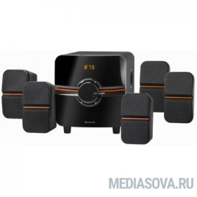 Defender Cinema 64 64Вт, BT/FM/MP3/SD/USB/LED/RC [65164]