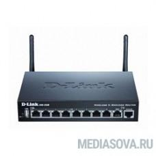 D-Link DSR-250N/C1A Беспроводной маршрутизатор c 1 портом WAN, 8 портами LAN 10/100/1000