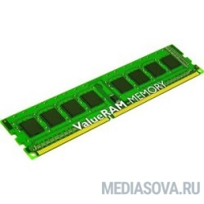Оперативная память Kingston DDR3 DIMM 8GB (PC3-12800) 1600MHz KVR16LN11/8 1.35V
