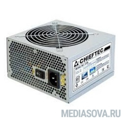 Блок питания Chieftec 650W OEM [GPA-650S] ATX-12V V.2.3 PSU with 12 cm fan, Active PFC, 230V only