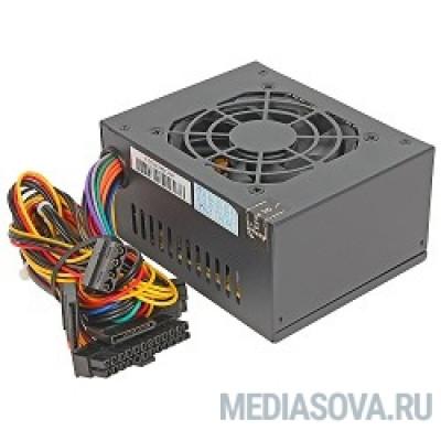 Блок питания Aerocool 400W SX400  Мощность: 400W, форм-фактор: SFX, размер вентилятора: 80x80 мм, тип разъема для материнской платы: 20+4 pin (SX-400)