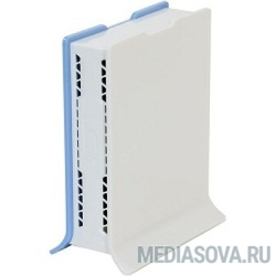 MikroTik hAP lite (RB941-2nD-TC) Беспроводной маршрутизатор MikroTik RouterBOARD hAP lite tower case