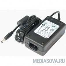 MikroTik 24HPOW  Блок питания 24V 2,5A Power Supply + power plug