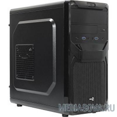 Mini Tower AeroCool  Qs-183  Advance (черный) без Б/п, mATX [55460]