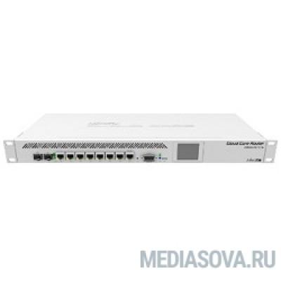 Маршрутизатор MikroTik CCR1009-7G-1C-1S+