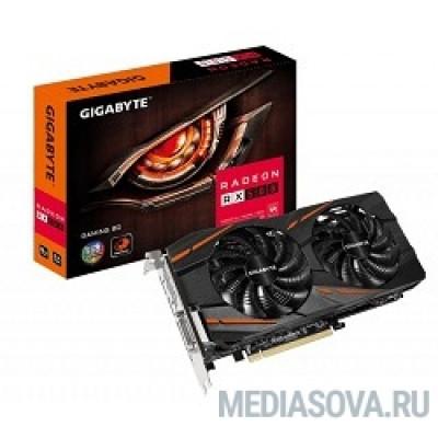 Видеокарта Gigabyte GV-RX580GAMING-8GD (V1.1/V2)