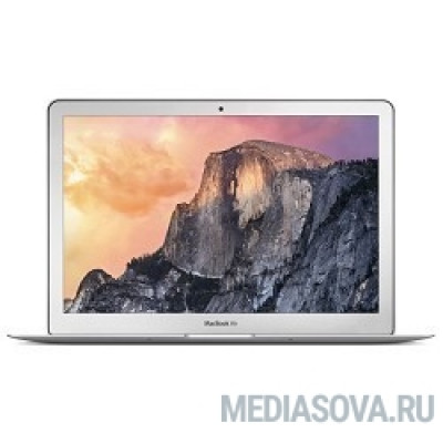 Apple MacBook Air [MQD32RU/A] Silver 13.3
