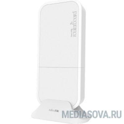 MikroTik wAP LTE kit (RBwAPR-2nD with R11e-LTE International card) маршрутизатор, 2.4ГГц, LTE модем