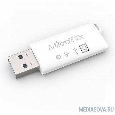 MikroTik Woobm-USB Адаптер для беспроводного внеполосного управления сетью, USB, 2.4 ГГц, AP/CPE