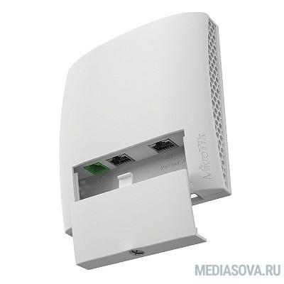 MikroTik  wsAP ac lite Точка доступа 2.4+5 ГГц (ac), 2х LAN, 1x USB