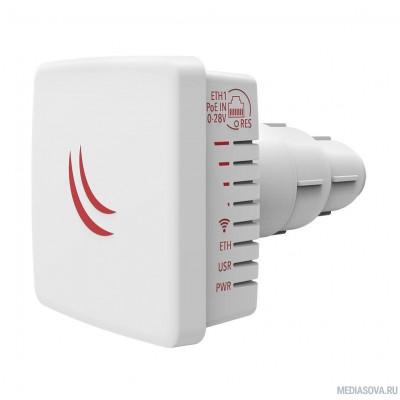 MikroTik RBLDF-2nD (LDF 2)Точка доступа 2.4 ГГц (b/g/n), MIMO 2х2, 28 дБм