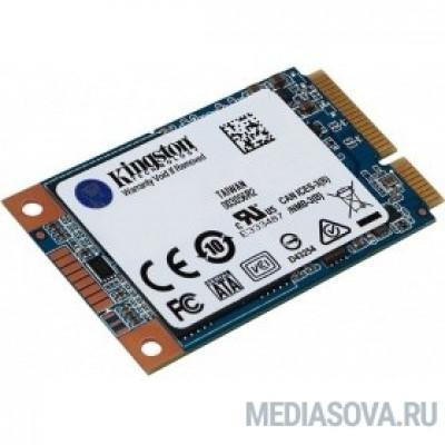 Kingston SSD 120GB SUV500MS/120G mSATA
