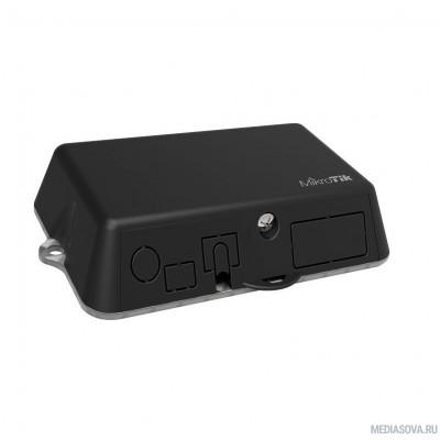 MikroTik LtAP mini LTE kit  Точка доступа для транспорта, LTE, 2.4 ГГц (b/g/n), GPS, 2x mini SIM, miniPCIe