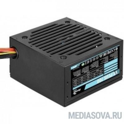 Блок питания Aerocool 700W VX-700 PLUS  (24+4+4pin) 120mm fan 3xSATA RTL