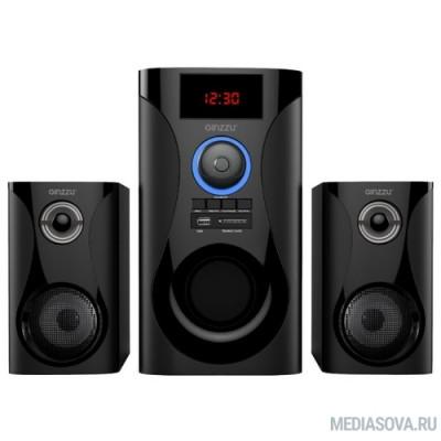 Ginzzu GM-425, Акустическая система 2.1, 60W/BT/USB/SD/FM/ДУ