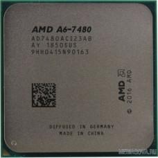 CPU AMD A6 X2 7480 BOX 3.8ГГц, 1Мб, SocketFM2+
