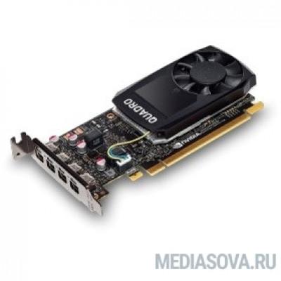 Видеокарта PNY  Quadro P1000 4GB OEM [VCQP1000DVIBLK-1]