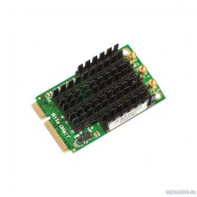 Mikrotik R11e-5HacT 802.11ac MiniPCI-express Tripple Chain Card