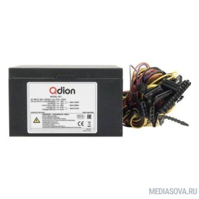 Блок питания FSP 500W ATX Q-Dion QD-500-PNR 80+ 500W, 120mm, 5xSATA, 1xPCI-E, APFC, 80+