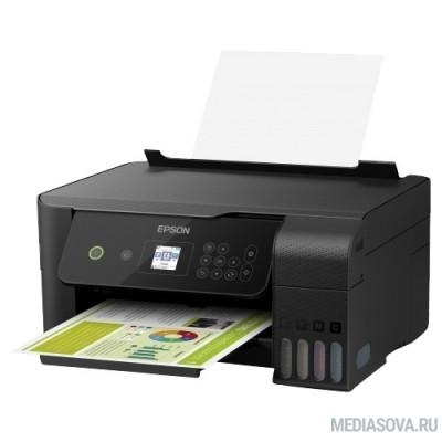 Epson L3160 (C11CH42405) МФУ, A4, 5760x1440dpi, 33 стр/мин ч/б, 15 стр/мин цвет, Wi-Fi, USB