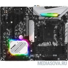 ASROCK B450 STEEL LEGEND AM4, AMD B450, DDR4,6x SATA 6Gb/s, 1x HDMI, 1x DisplayPort