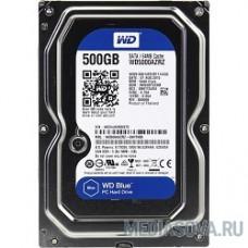 500Gb WD Blue (WD5000AZRZ) Serial ATA III, 5400 rpm, 64Mb buffer